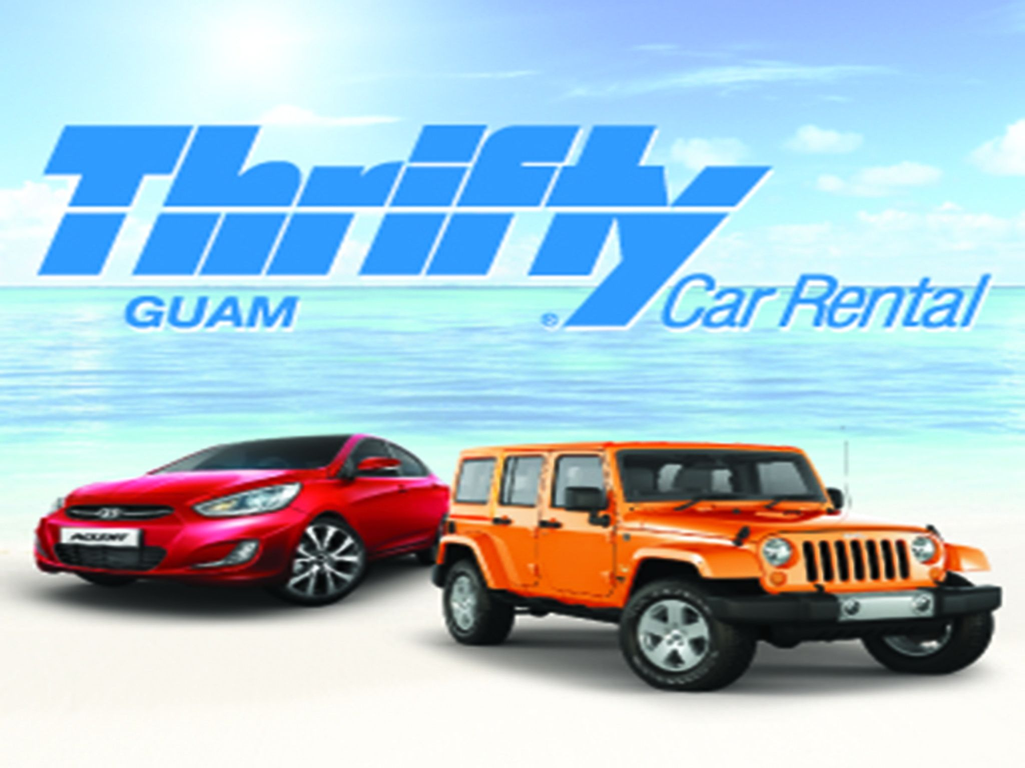Guam's Best Car Rental in Tumon